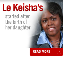Read More about Le Keisha